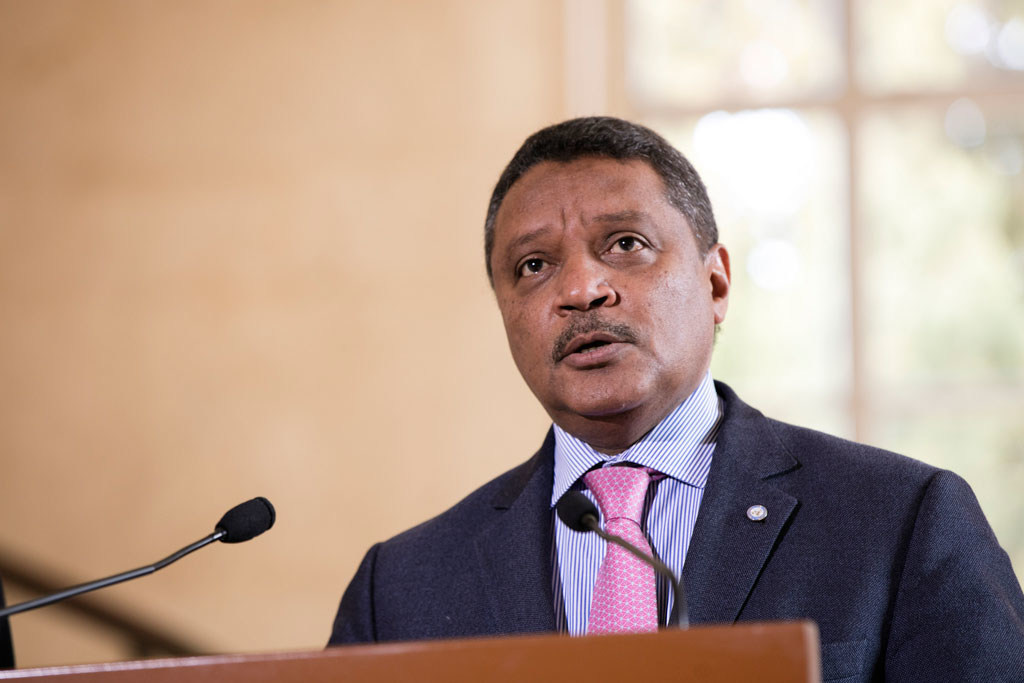 نائب المبعوث الأممي إلى ليبيا يعقوب الحلو- إرشيفية