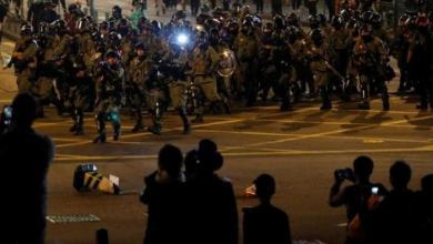 Photo of المحتجون في هونغ كونغ يستقبلون 2020 بمظاهرة كبيرة
