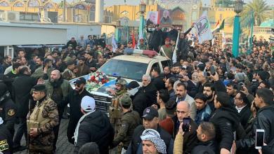 """Photo of جنازة سليماني تتحول إلى """"يوم دامٍ"""""""