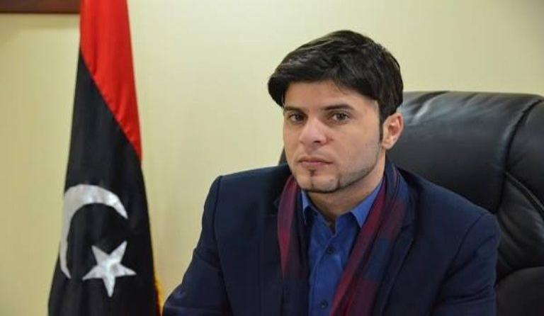 المستشار الإعلامي لرئيس مجلس النواب حميد الصافي