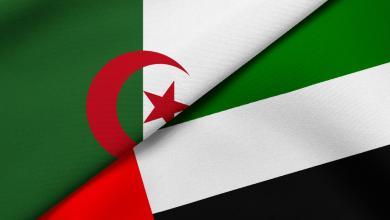 Photo of مباحثات إماراتية جزائرية لإيجاد حلول سلمية في ليبيا