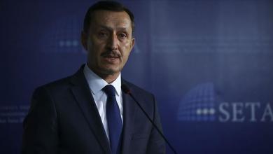 """صورة إيشلر: إرسال قوات تركية إلى ليبيا """"لايعد تدخلا"""" في شؤونها الداخلية"""