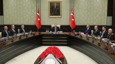 Photo of مجلس الأمن التركي يدعو لدعم وقف إطلاق النار بليبيا
