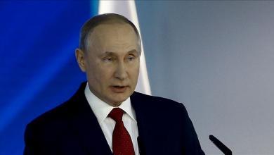 Photo of بوتين: لم نفقد الأمل في استمرار الحوار وحل الصراع الليبي