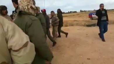 """Photo of الجيش يستعيد """"أسلحة ثمينة"""" في سرت"""