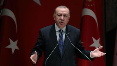 "Photo of أردوغان: حفتر ""رجل لا يوثق به"""