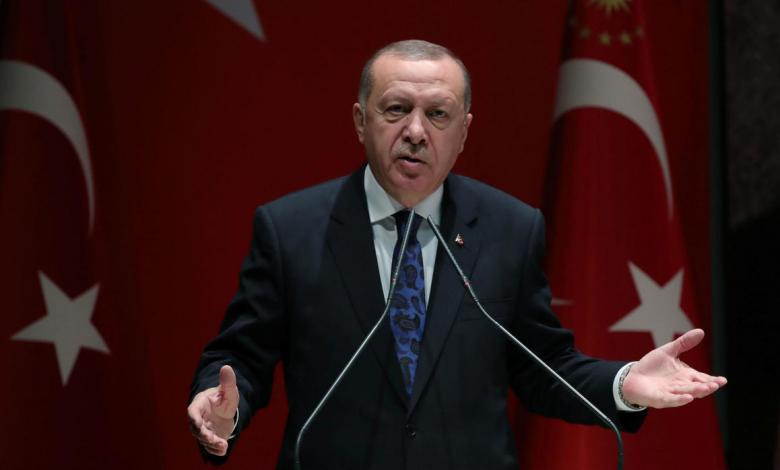 أردوغان- إرشيفية