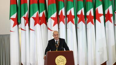 Photo of الرئيس الجزائري: دورنا مهم في إنهاء أزمة ليبيا