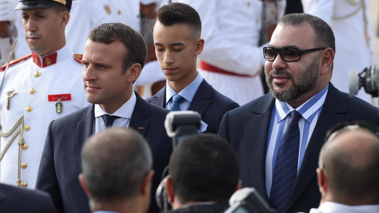 المغرب وفرنسا تؤكدان على دور الرباط في حل الأزمة الليبية   قناة 218
