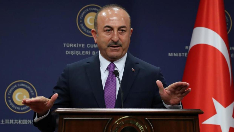 وزير الخارجية التركي مولود جاوش أوغلو- إرشيفية