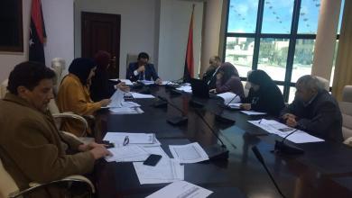 Photo of اجتماع تقابلي لمتابعة تنفيذ خطط وزارة العمل