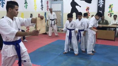 """Photo of افتتاح صالة خاصة برياضة """"كيوكو شنكاي"""" في بنغازي"""