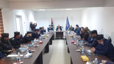 Photo of افتتاح المقر الجديد لمديرية أمن الجفارة