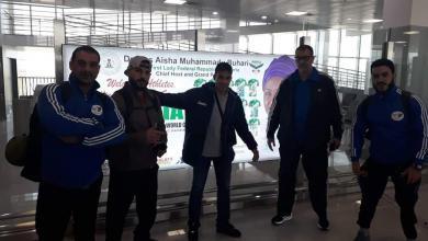 البارالمبية الليبية تشارك في البطولة الأفريقية