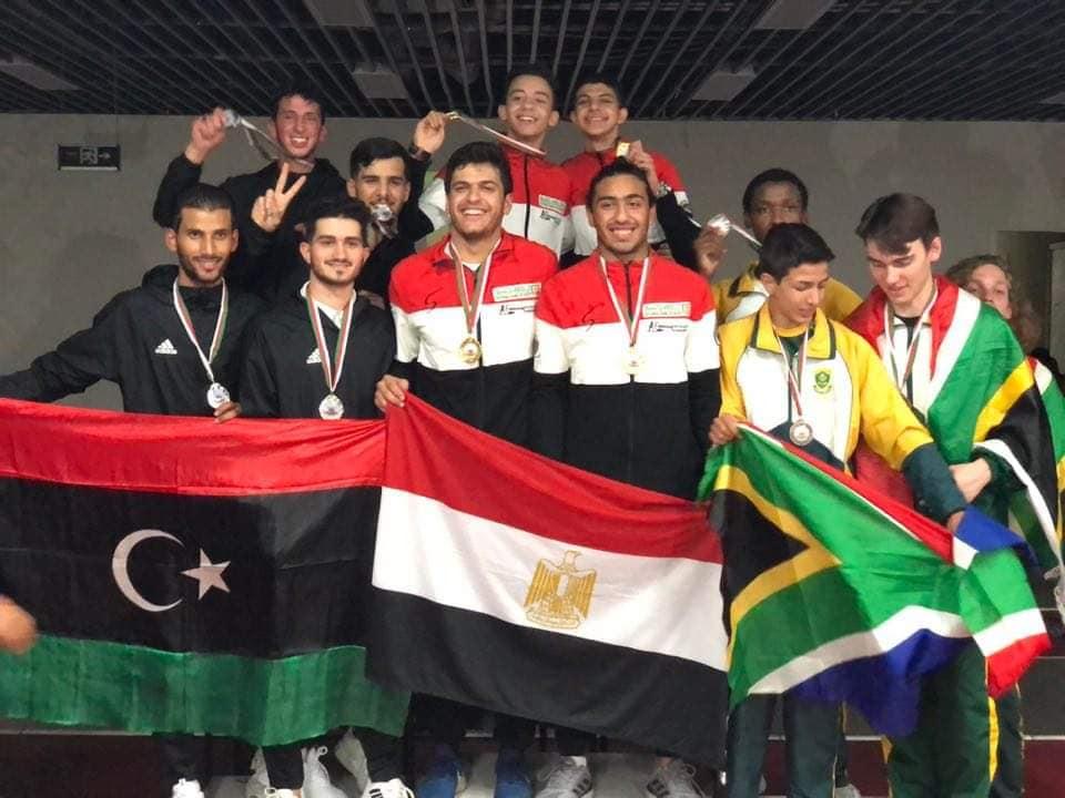 البطولة الأفريقية للمبارزة
