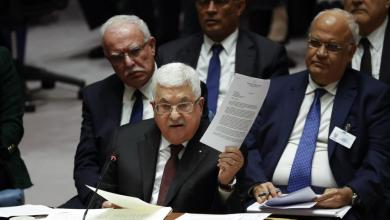 """Photo of عباس يرفض """"التفرد الأميركي"""".. ويدعو لرعاية المفاوضات"""