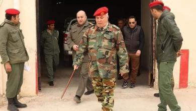 Photo of حفتر يكلف الهمالي آمرا لمنطقة الزاوية العسكرية
