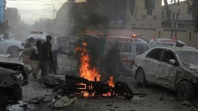 Photo of مقتل 10 أشخاص بانفجار انتحاري غربي باكستان