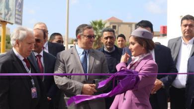 Photo of برنيق للطيران تفتتح مقرها الرئيسي في بنغازي