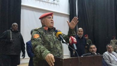 "Photo of اللواء الهمالي: عفو يشمل قضايا ""الغياب والهروب"""