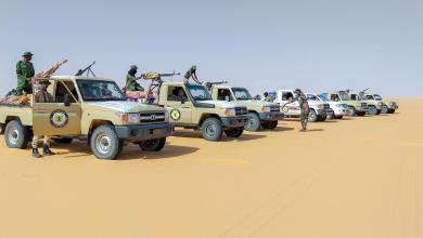 Photo of كتيبة 178 مشاة تتحرك ضد عصابات التهريب (صور)