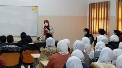 Photo of مبادرة أهلية للتثقيف الصحي في اجدابيا