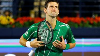 Photo of دجوكوفيتش يصطدم بتيستيباس في نهائي دبي المفتوحة