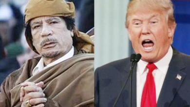 Photo of ترامب يمدد العقوبات المفروضة على عائلة القذافي وشركاه