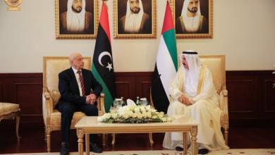 Photo of عقيلة صالح يثمّن دعم الإمارات للشعب الليبي
