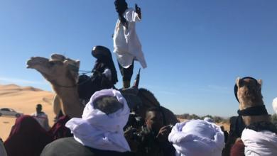صورة سباق المهاري إرث يحافظ عليه أهالي غات