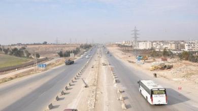 صورة الجيش السوري يسيطر على الطريق بين حلب ودمشق