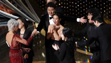 """Photo of """"طفيلي"""" الكوري ينتزع جوائز أوسكار 2020"""