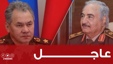 Photo of المشير ووزير الدفاع الروسي يتفقان .. لابديل للحل السياسي