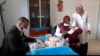 Photo of قافلة طبية تُخفف أوجاع المرضى في الغريفة
