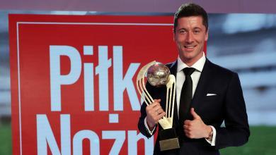 Photo of ليفاندوفسكي أفضل لاعب بولندي للمرة الثامنة