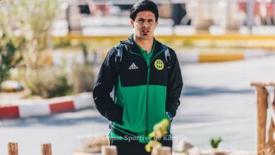 """Photo of """"إشادة جزائرية"""" بالمحترف الليبي محمد الطبال"""