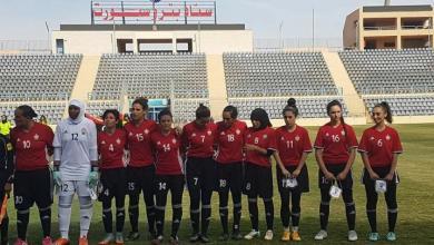 Photo of كرة القدم النسائية في ليبيا تعود إلى الواجهة