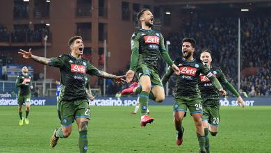 Photo of نابولي يواصل انتصاراته المتتالية في الدوري الإيطالي