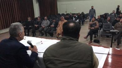 صورة طبرق تحتفي بأحد أعمدة المسرح الليبي