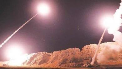 Photo of هجوم صاروخي على قاعدة عسكرية للتحالف الدولي في العراق