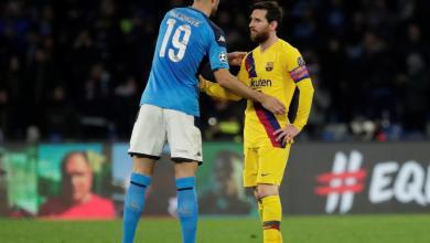 Photo of برشلونة يعود بالتعادل من نابولي في أبطال أوروبا