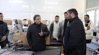 Photo of ترحيب بتحسّن خدمات مستشفى الثورة في البيضاء