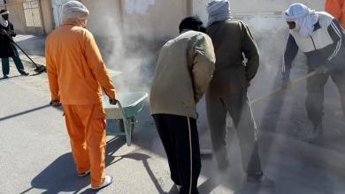 Photo of عمال النظافة بسوكنة.. إخلاص بالعمل رغم تأخر المرتبات