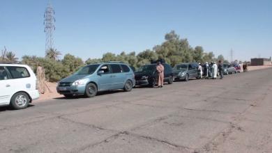 Photo of وفد نشطاء تراغن يقطع 600 كم نحو مهرجان غات