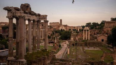 Photo of اكتشاف أثري كبير في روما