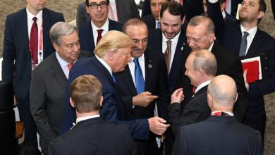 Photo of تقرير: ترامب حائر بين موسكو وأنقرة اللتين تتواجهان في ليبيا