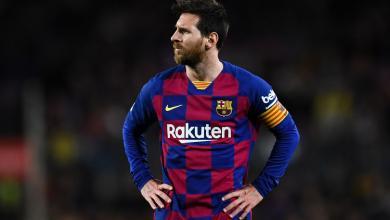 صورة بعد أزمته مع أبيدال.. هل يُودّع ميسي برشلونة؟
