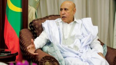 Photo of الرئيس الموريتاني يشدد على ضرورة الحوار الشامل في ليبيا