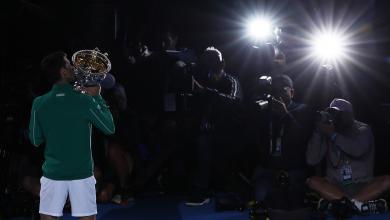 صورة دجوكوفيتش يتوّج بلقبه الـ17 في بطولات الغراند سلام