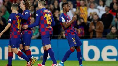 صورة برشلونة يعود للانتصارات في الليغا على حساب ليفانتي